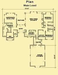 House Floor Plans Single Story 71 Best Plan Single Storey Images On Pinterest Architecture