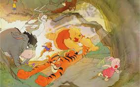 images of winnie the pooh thanksgiving sc