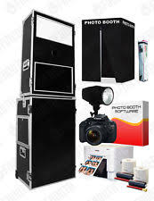 Photo Booth Equipment Portable Photo Booth Ebay