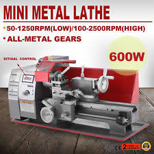 Metal Bench Lathes For Sale Mini Metal Lathe Ebay
