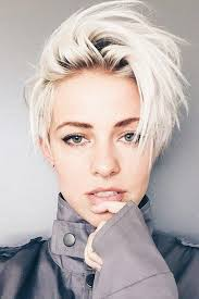 shaved sides haircut square face short female hairstyles for square faces short hairstyles for