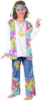 foto hippie figli dei fiori costume hippy figlia dei fiori da bambina costumi bambini e