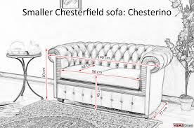 standard couch length chesterfield sofa dimensions 3 seater chesterfield sofa dimensions