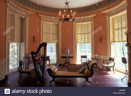america charleston drawing room interior nathaniel russell house