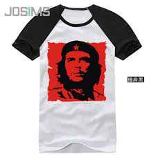 che guevara t shirt aliexpress buy che guevara t shirts cotton o neck t