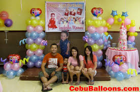balloon decor party packages decorating of party