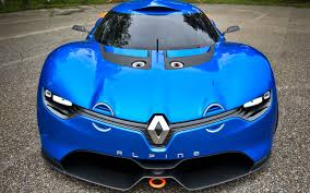renault dezir blue an alpine at last renault shows off its a110 50 concept car