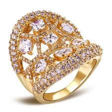 big rings designs images Luxury ring original design new arrival gold rings real gold jpg
