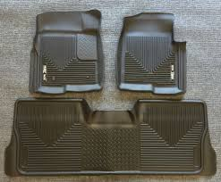 Husky Liner Floor Mats For Toyota Tundra by 2014 2017 Toyota Tundra Crewmax Cab Floor Mats Black Husky Liners