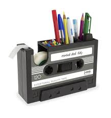 Organizer Desk Retro Desk Organizer Gifts For Who Work From Home