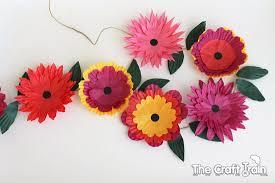 Craft Project Ideas For Kids - flower craft ideas wonderful spring summer u0026 mother u0027s day ideas