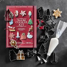 twas the night before christmas cookie cutter set williams sonoma