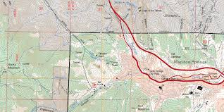 how to read topographic maps how to read a topo map gaia gps