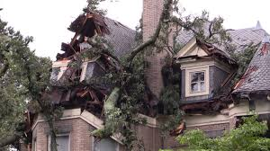 Where Is The Rushmead Historic House by Historic Hermitage Road Home Damaged By Storm In Hard Hit North