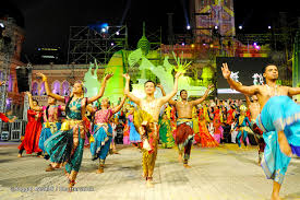 kuala lumpur culture heritage traditions races
