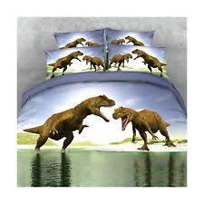 Dinosaur Comforter Full Dinosaur Kids Bedding Ebay