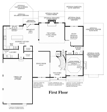 Micro Floor Plans by Toll Brothers Floor Plans Houses Flooring Picture Ideas Blogule On