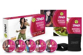 zumba halloween background amazon com zumba fitness incredible slimdown dvd system sports