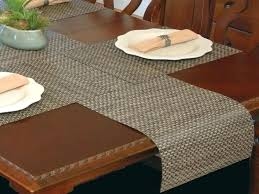 outdoor placemats for round table outdoor placemats jrmh me