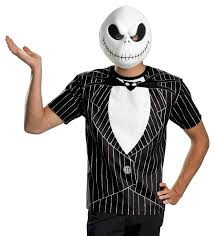 Jack Skeleton Costume Jack Skellington Scary Costume Mr Costumes