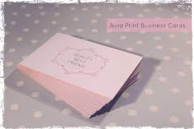 How To Design Your Business Card Blogger Business Cards Beauty Best Friend Uk Beauty Blog