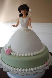 the baking sheet communion doll cake