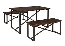buy ashley furniture joring 3 piece dining set