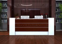 Counter Reception Desk Modern Office Counter Table Front Desk Counter Reception Desk