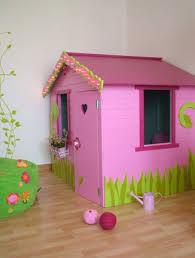 cabane fille chambre chambre jardin des fées cabane maisonnette naomie