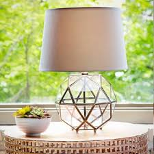 Orb Table Lamp Opulent Metal Orb Lamp Free Shipping Today Overstock Com