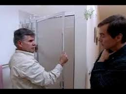 How To Fix Shower Door How To Fix A Sticky Shower Door This House