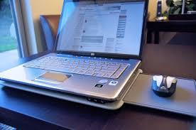 Laptop Lap Desk Reviews Logitech Portable Lapdesk N315 Review Notebookreview Com