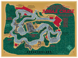 Disney World Florida Map by Wdw Jungle Cruise And Small World Maps Dbm Your Independent
