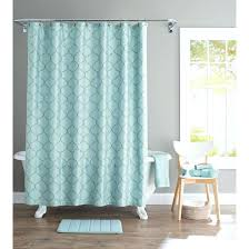White Shower Curtains Fabric Aqua And Brown Shower Curtain Springfield Luxury Chocolate Brown