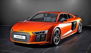 Audi R8 Hybrid - 2016 audi r8 v10 copper