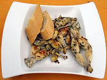 grenouille cuisine cuisses de grenouille wikipédia