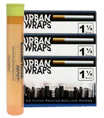 cigarette wrapping paper wraps filter printed rolling papers 3 packs