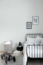 chambre enfant noir et blanc chambre enfant en noir et blanc 25 idées à copier corner