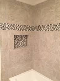 wall decor ideas entry niche shower pictures excerpt built in
