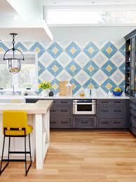 traditional kitchen backsplash 9 kitchens with show stopping backsplash hgtv s decorating