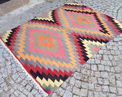 How To Make A Rug Out Of Fabric Rugs Etsy