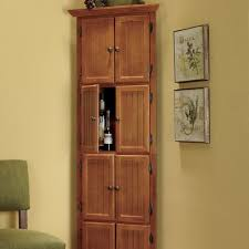 Bathroom Storage Corner Cabinet 8 Door Oak Corner Cabinet Montgomery Ward 179 Ideal Living
