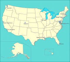map usa chicago states cities us map with cities chicago united states of america map with u s