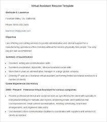 Administrative Coordinator Resume Sample by Administration Resume Template U2013 24 Free Samples Examples