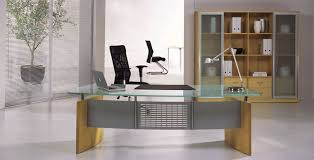 Modern Glass Executive Desk This Is An Executive Desk Called Dallas Rodgers Glass This Is