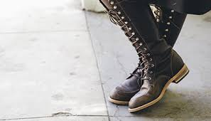 womens leather motorcycle boots australia leather boots for made in america wing heritage