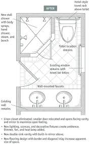 Floor Plans For Bathrooms With Walk In Shower 37 Best Bathrooms Images On Pinterest Bathroom Ideas Room And