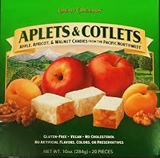aplets and cotlets where to buy liberty orchards aplets cotlets 10 oz grocery
