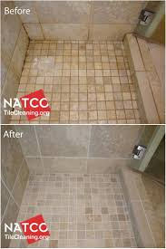 Clean Bathroom Showers 17 Best Ideas About Clean Shower Grout On Pinterest Clean Grout