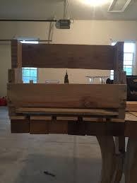 reclaimed wood rustic 4 bottle wine rack made to order u2013 morning